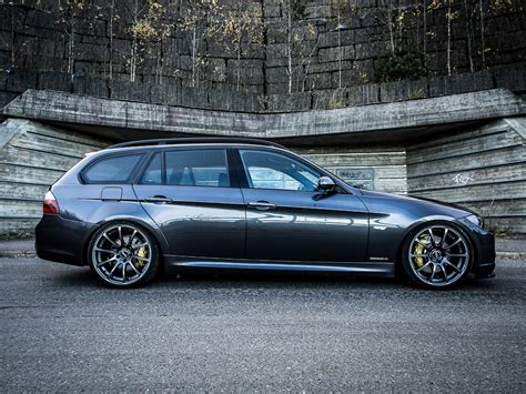 E91 Bmw by Bmw 3 Series Estate E91 Tuning 1 Tuning