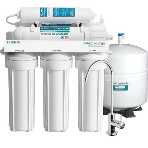 under sink drinking water filter system apec water systems essence premium quality 75 gpd ph