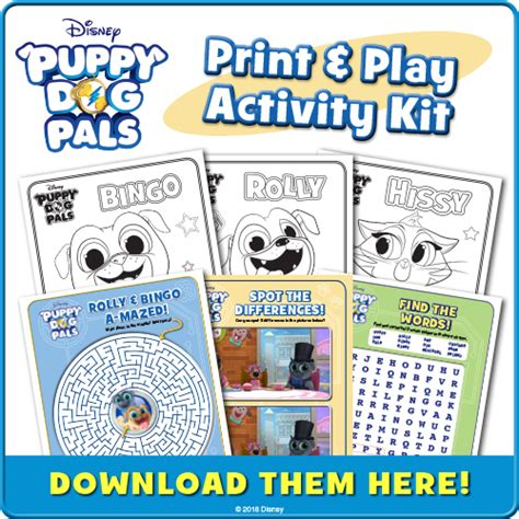 puppy pals travel pets puppy pals toys and new dvd from disney junior