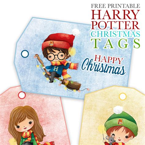 free printable harry potter quotes the cottage market free printable harry potter christmas tags the cottage