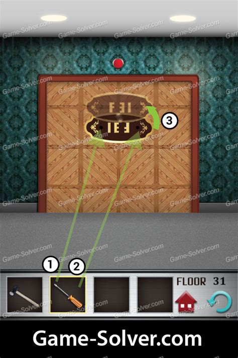 100 floors annex level 21 solution 100 floors annex level 32 explanation skill floor interior