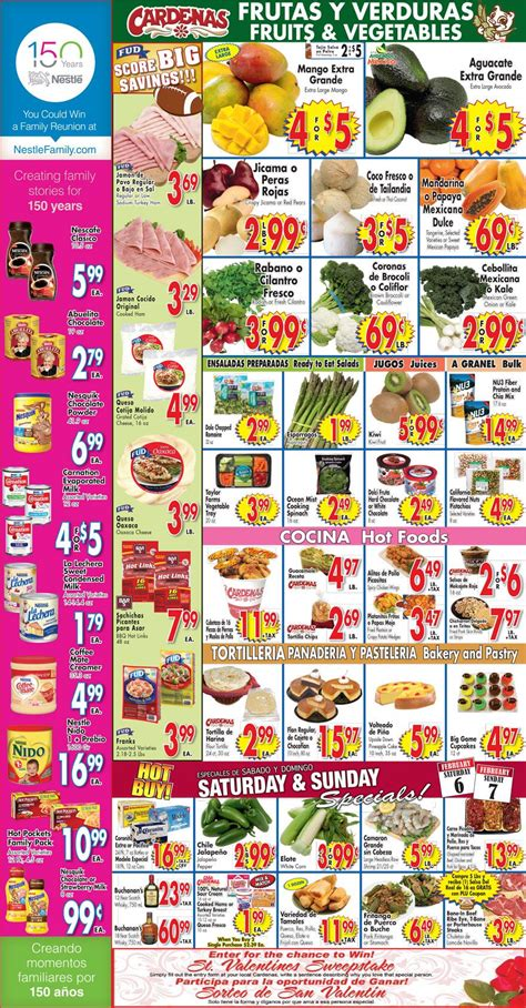 cardenas weekly ad for this week pin by my catalog on olcatalog weekly ads pinterest