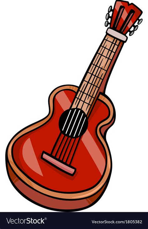 royalty free clipart images acoustic guitar clip royalty free vector image