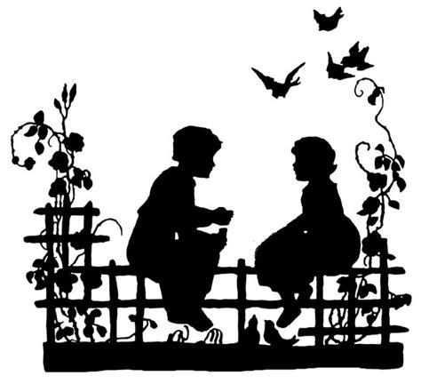 free silhouette images silhouette free images at clker com vector clip art