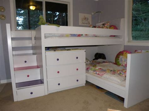 ikea bed hack 20 awesome ikea hacks for kids beds hative
