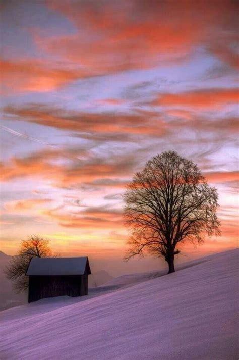 winter sunset quotes quotesgram