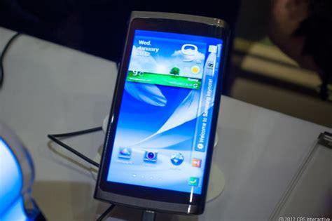 samsung youm ces 2013 samsung youm l 233 cran souple pour smartphones et tablettes cnet