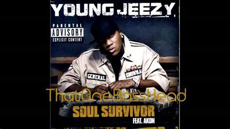 young jeezy ft akon soul survivor young jeezy soul survivor feat akon bass boosted