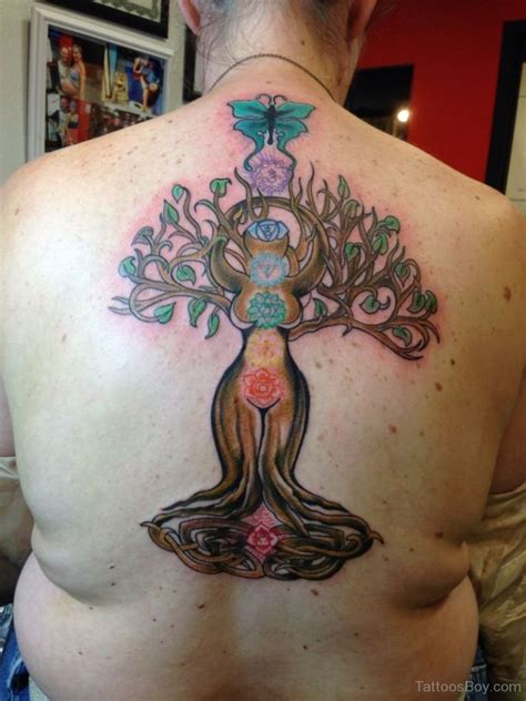 african goddess tattoo tree tattoos designs pictures