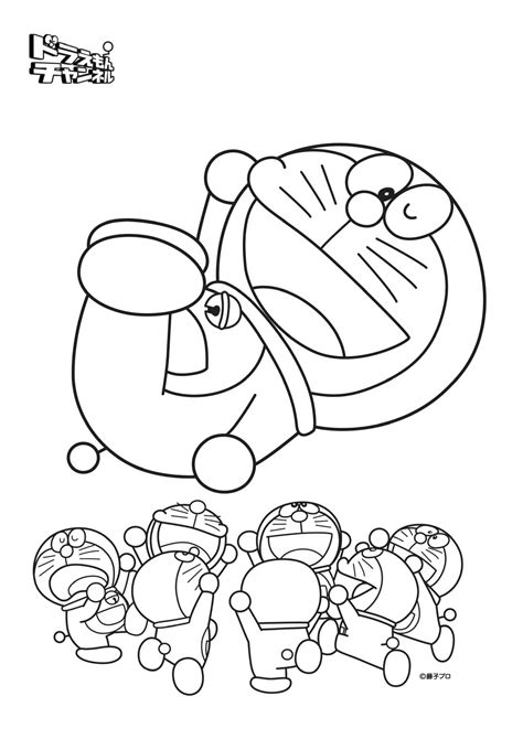 pictures to coloring book coloring book doraemon