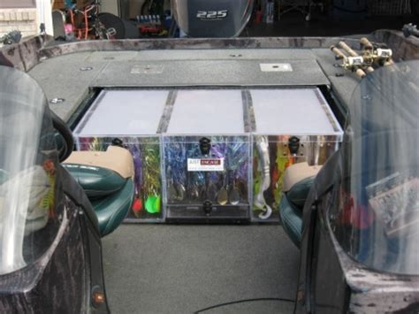 just add water boats storage custom clearview deck box