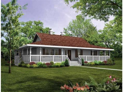 country style house plans with porches wraparound porch to capture beautiful views hwbdo10732