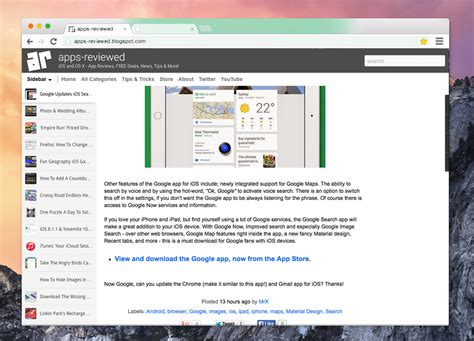 theme google chrome apple google chrome translucent yosemite os x theme concept