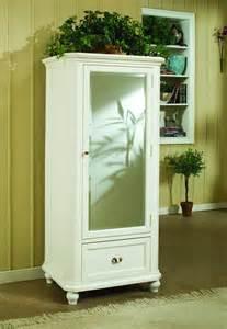 armoire stunning white armoire with mirror ideas armoires
