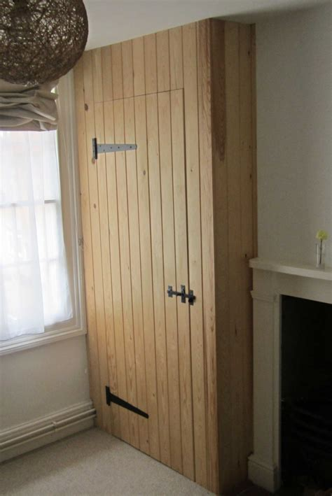 Updating Fitted Wardrobes by 94 Tongue And Groove Wardrobe Doors Sliding