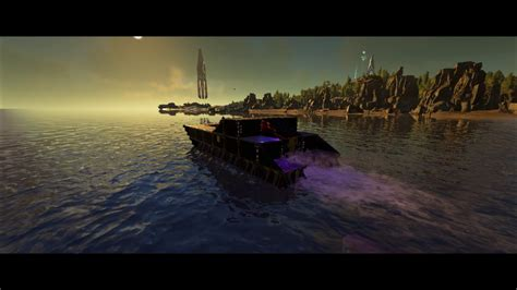 motorboat on ark ark survival evolved tek motorboats youtube