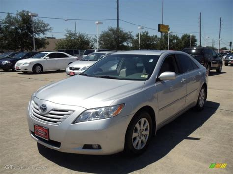 2009 Toyota Camry Xle V6 2009 Classic Silver Metallic Toyota Camry Xle V6 48581758