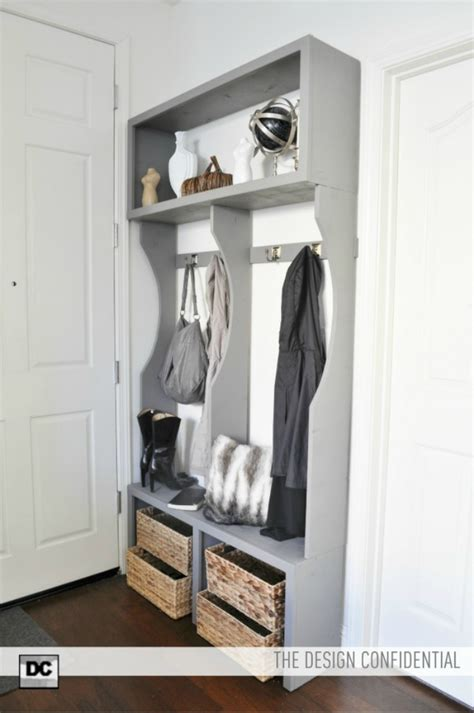 entryway storage entryway closet transformation interior home design