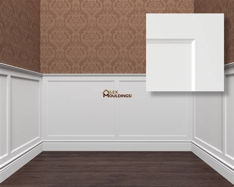Flat Wainscoting Wall Panels Wainscoting Raised Recessed Flat