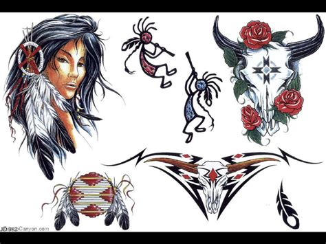 small native american tattoos images for gt american warrior symbols tats