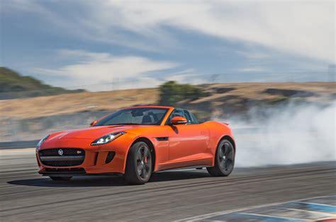 jaguar f type v8 s 2014 jaguar f type v8 s test motor trend