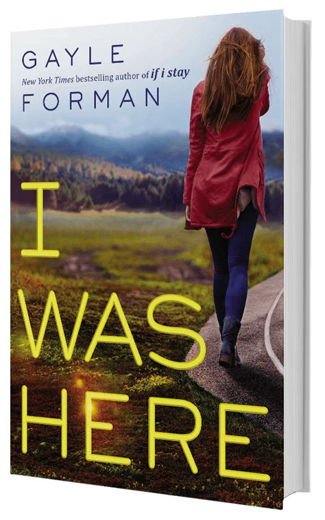 themes in the book where she went i was here gayle forman