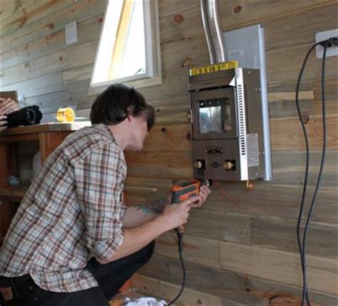 Tiny Home Heating And Cooling Options Heating A Tiny House Overnight Leave It On Or Turn It