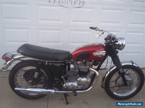 1968 triumph bonneville for sale in canada