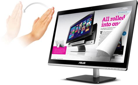 Asus All In One Pc Et2230int Bf026x asus et2230int b007r 21 5 inch hd touch i3 4150t