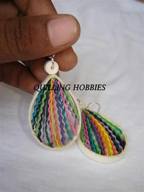 Paper Jewellery Ideas - 1000 images about quilling jewellery ideas on