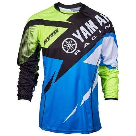 yamaha motocross gear yamaha racing mx jersey cycle parts warehouse