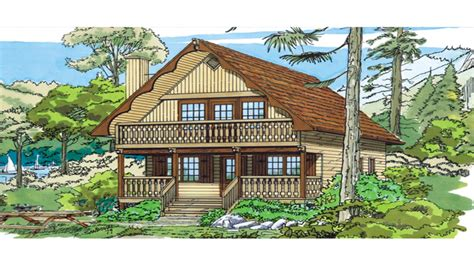 Chalet Style House Plans by Swiss Chalet Style House Plans Mountain Chalet House Plans