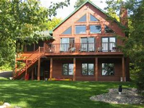 Wisconsin Cottage by Crandon Vacation Rentals Northern Wisconsin Cottage
