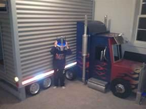 Optimus prime transformer bed dave schaeffer almost