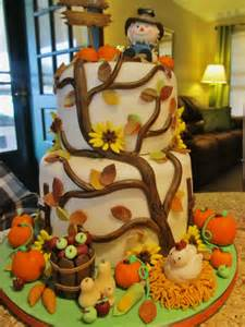 Fall Themed Birthday Cakes » Home Design 2017