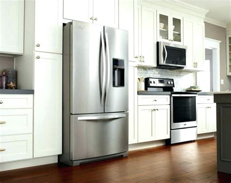 white cabinets with stainless steel appliances pictures of white cabinets with stainless steel appliances