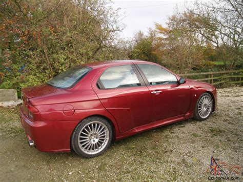 Alfa Romeo For Sale Ebay by Autodelta Alfa Romeo 156 For Sale Alfa Romeo Gta For Sale