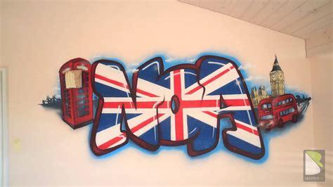 chambre londres chambre graffiti suisse