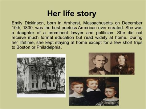 emily dickinson biography wikipedia who wrote hope is the thing with feathers know it all