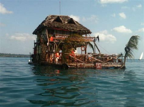 floating boat zanzibar the dreamer s island stone town restaurant reviews
