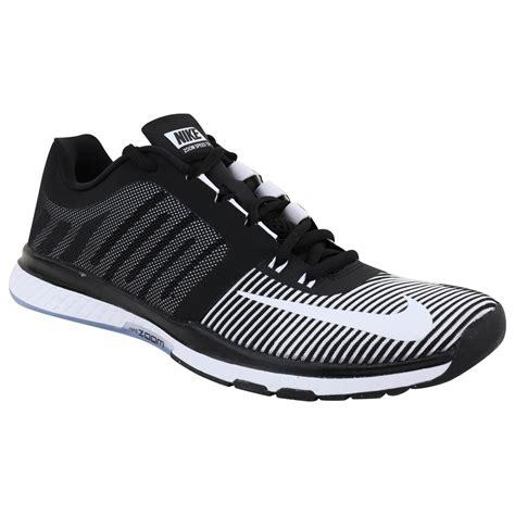 nike zoom speed trainer 3 s shoe black white