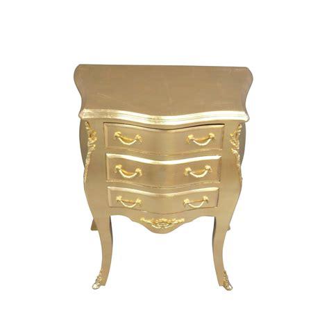 kommode barock barocke kommode goldener barocke m 246 bel