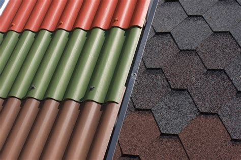 roofing materials the top 6 roofing materials for utah homes knockout roofing