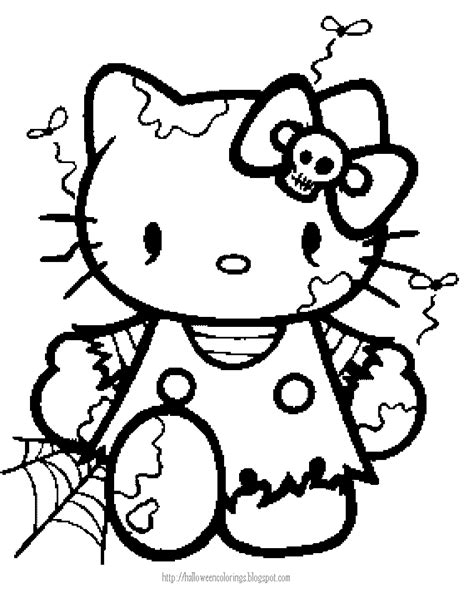 cute halloween coloring pages fablesfromthefriends com