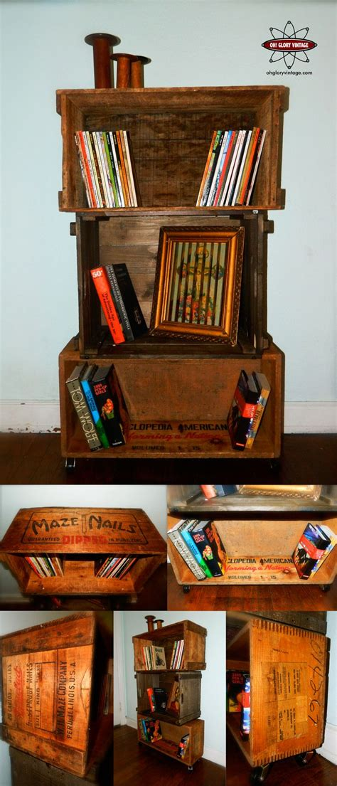 repurposed furniture recycled repurposed or upcycled the 25 best wooden crates for sale ideas on pinterest