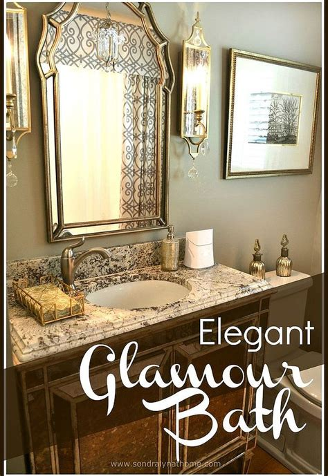 small bathroom remodels ideas small bathroom glam redo hometalk