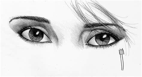 imagenes de ojos hechos a lapiz image gallery ojos dibujo lapiz