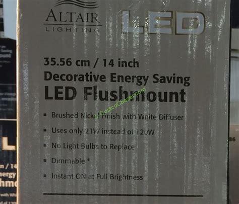 costco led l post costco led light fixture ectocon com