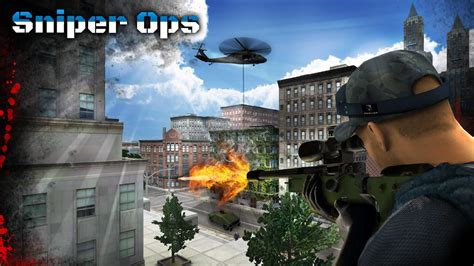 sniper apk sniper ops kill terror shooter apk v38 0 1 mod infinite coins more for android