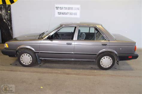 old nissan sentra 1991 nissan sentra classic